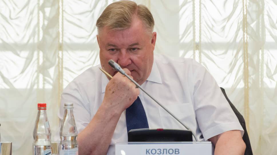 Умер экс-губернатор Орловской области Александр Козлов