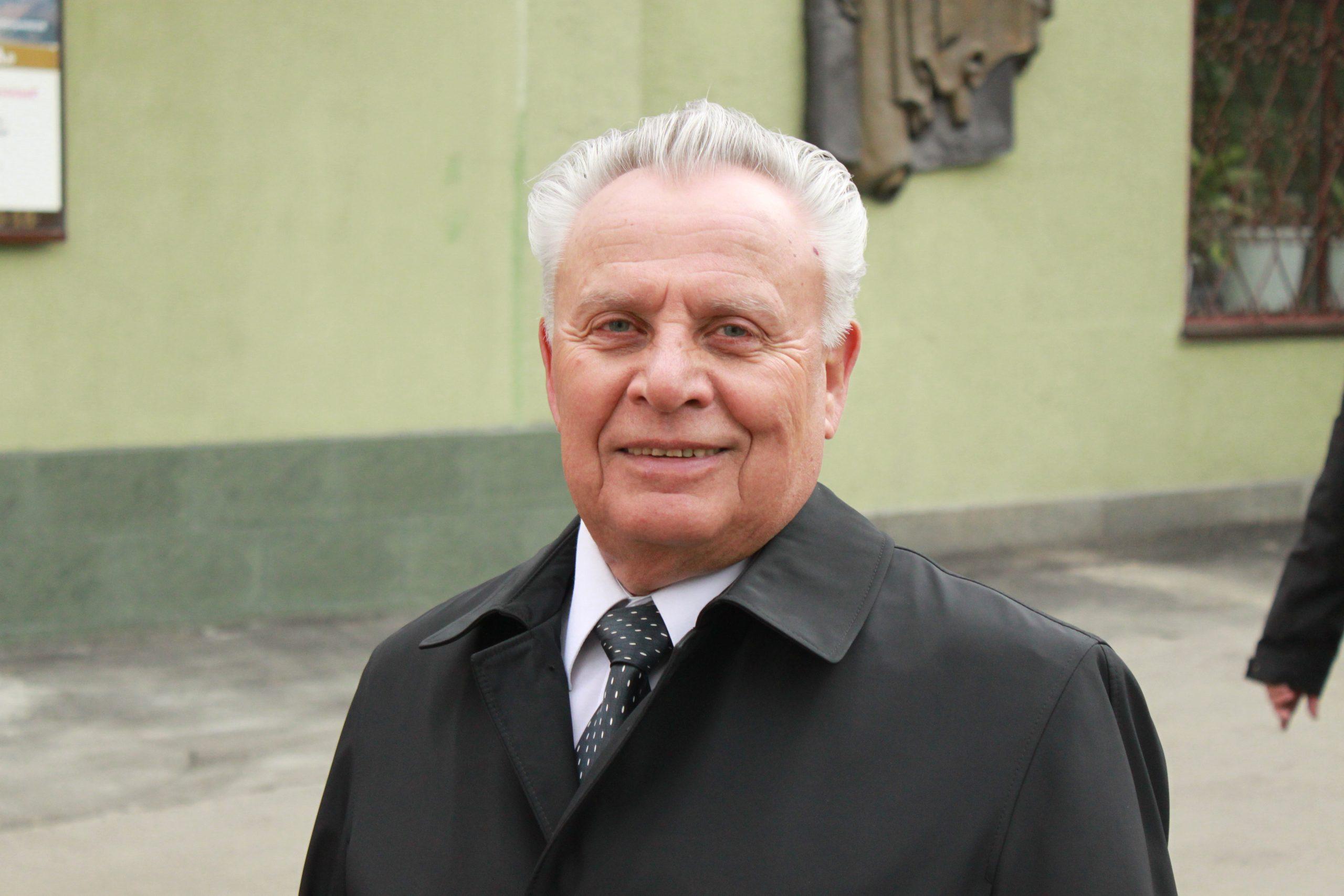 умер Назарчук Александр Григорьевич