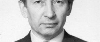 на 73 году жизни скончался выдающийся конструктор Владимир Тюрин