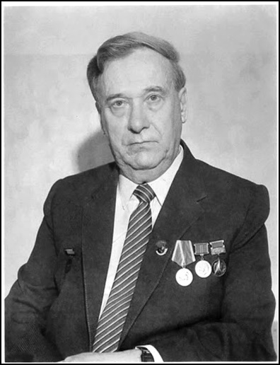 умер Воробьёв, Борис Иванович
